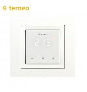 Терморегулятор TERNEO-S(так-же есть в цвете слоновая кость)