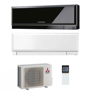 Mitsubishi Electric Сплит-система серии Design Inverter MSZ-EF35VE (Черный / Белый)/MUZ-EF35VE