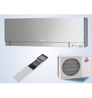 Mitsubishi Electric Сплит-система серии Design Inverter(WIFI) MSZ-EF42VGKS (Серебряный)/MUZ-EF42VG