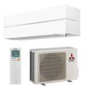 Mitsubishi Electric Сплит-система серии MSZ-LN Inverter, Zubadan MSZ-LN25VGW (Натуральный белый)/MUZ-LN25VGHZ