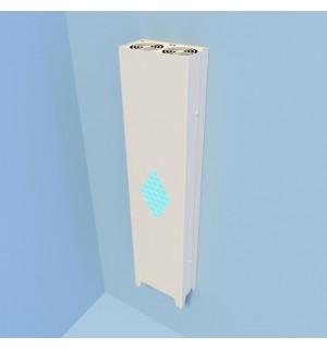Облучатель-рециркулятор бактерицидный ТР-2-15 (Настенный/Напольный)